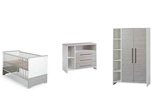 schardt kinderzimmer eco silber. Black Bedroom Furniture Sets. Home Design Ideas
